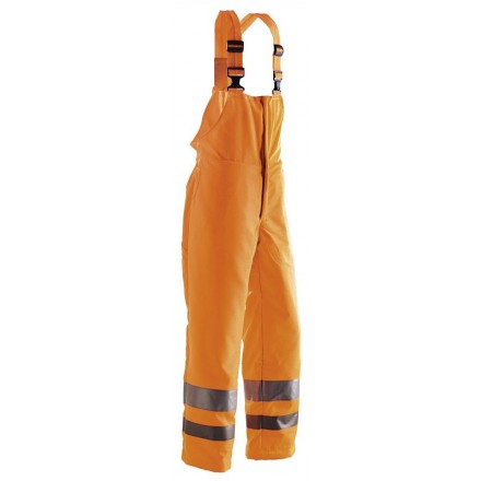 Pantalón de protección fluorescente