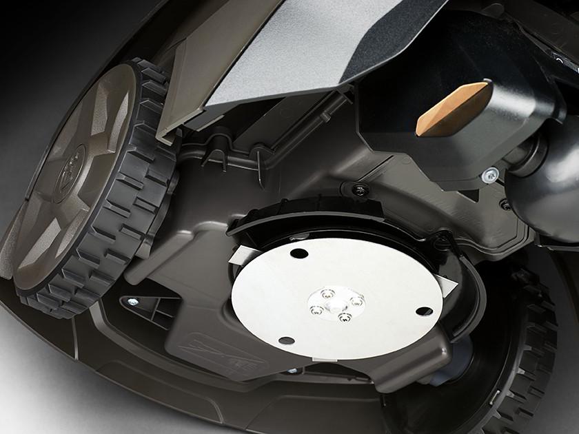 Sistema de corte do Automower