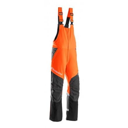 Calças de Carpinteiro com suspensórios Technical