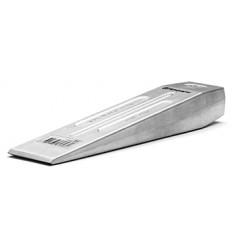 Cunha para corte, de alumínio com 28 cm (1000g)
