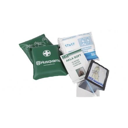 Kit de emergencia primeros auxilios