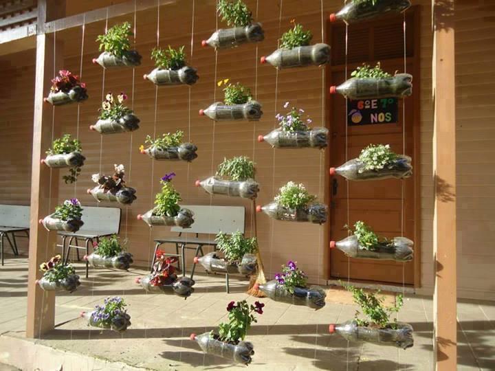 Cultive verduras e legumes de forma original em hortos verticais