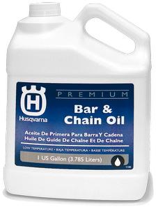 óleo para barra e corrente para motosserra